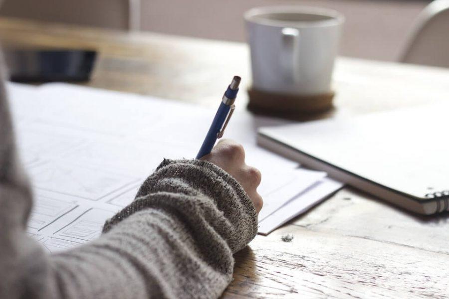 Wypisz się ze stresu! Pisanie ekspresywne działa jak terapia